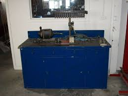 Magneto Test Bench Starman Bros Auctions Dallas