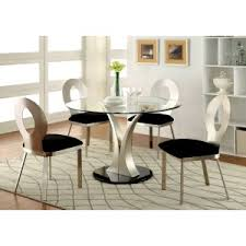 glass dining room table set glass dining room sets on hayneedle glass dining table