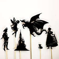 shadow puppets for sale make a fairy tale shadow puppet set