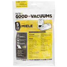 Miele Vaccum Bags Buy Miele Filta Vacuum Bags 5pk Online At Countdown Co Nz