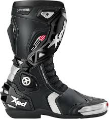 sport motorcycle boots 329 95 spidi sport mens xp5 s riding boots 218208