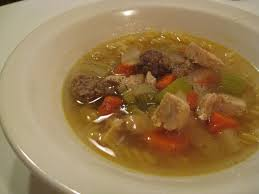 recipe goodness grandma u0027s italian wedding chicken soup 8 ate
