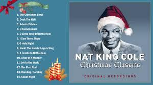 nat king cole christmas album nat king cole christmas album the magic of christmas christmas