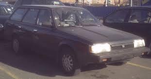 1992 subaru loyale interior subaru loyale 2634120