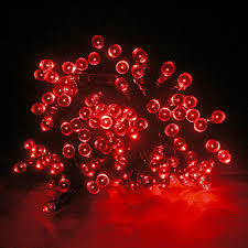 red and white alternating led christmas lights 10m 80 led solar string fairy christmas lights automo lighting