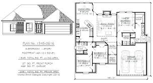 house plans 1 1700 sq ft house plans 1 3 bedroom 2 bathroom 1 dining area 1