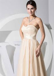 sweetheart neckline a line princess wedding gown prom dress high