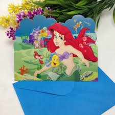 online get cheap mermaid invitations aliexpress com alibaba group