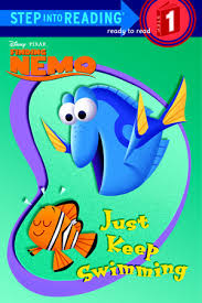 Finding Nemo Story Book For Children Read Aloud Just Keep Swimming Disney Pixar Finding Nemo By Rh Disney