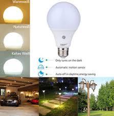 led light bulb with dusk to dawn sensor 7w 9w e27 dusk to dawn auto sensor light bulb sensor led l auto