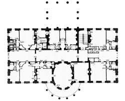 floor plan second floor white house museum the white house floor