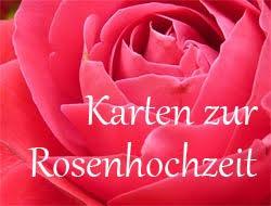 10 hochzeitstag rosenhochzeit karten zur rosenhochzeit zum ausdrucken