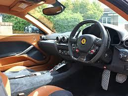 F12 Berlinetta Interior Ferrari F12 Berlinetta Surrey Near London Hampshire Sussex