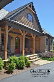 the long lake cottage house plan 07124 front entrance craftsman
