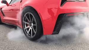 corvette zr1 burnout yep callaway s corvette aerowagen does epic burnouts
