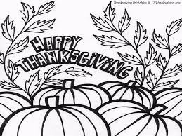 coloring pages for thanksgiving coloring pages for