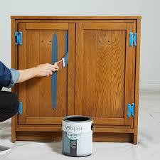 lowes kitchen cabinet touch up paint valspar cabinet enamel base 1 semi gloss enamel tintable interior paint 1 quart