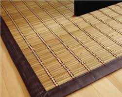 Bamboo Area Rugs Outdoor Bamboo Rugs For Patios Rugs Ideas