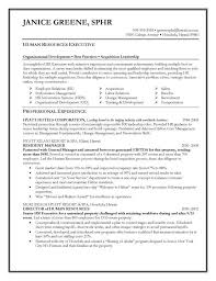 Sample Resumes For Hr Professionals Sample Hr Resumes Click Here To Download This Human Resources