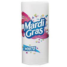 mardi gras paper mardi gras paper towels 8 8 x 11 1 roll ace hardware home
