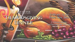 restaurants open on thanksgiving 2015 in county nc part 1