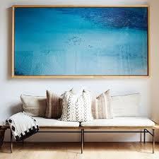Living Room Wall Art Ideas Best 25 Blue Framed Art Ideas On Pinterest Cobalt Cobalt Blue