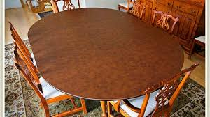 Custom Dining Room Table Pads Table Pads For Dining Room Custom Made Pad Protector Top Quality 8