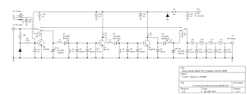 Radio Repeater Circuit Diagram Aligning The Henry Radio 30a02 Tempo S 30 Rf Amplifier