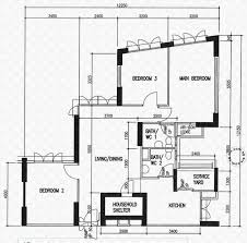 floor plans for admiralty link hdb details srx property
