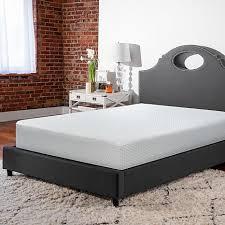 Memory Foam Bed Frame Concierge Rx 10 Cooling Memory Foam Mattress 8460198 Hsn