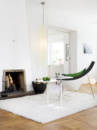 bright white interior ideas from a 50s scandinavian house