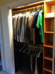ana white custom closet organizer based on one piece plywood
