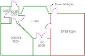 recording studio floor plan floor plan concept most used for recording studios steven klein s