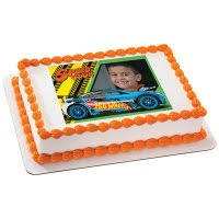 hot wheels cake toppers hot wheels edible prints frosting character and photo cake toppers