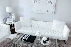 Z Gallerie Coffee Table by My Black U0026 White Living Room Blondie In The City