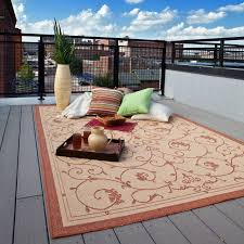 Rugs For Outdoors Outdoor Area Rug Top Coastal Living Area Rug Sand Dollar Navy And