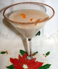 gingerbread martini recipe orange cocktail recipes genius kitchen