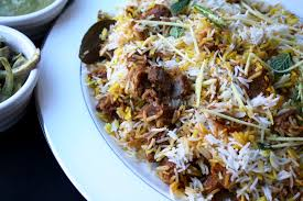 biryani cuisine gosht ki biryani indian recipes maunika gowardhan