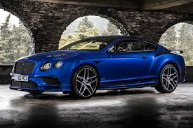 bentley coupe 2017 2017 bentley continental supersports quick review