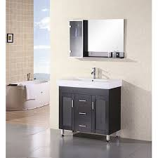 Bathroom Cabinets Modern by Design Element Contemporary Italian Bathroom Vanity Set Free
