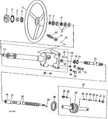 4020 bleeding steering valve john deere