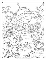 einsteins coloring pages 9 coloring