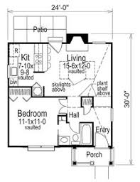 Small Cottage Style House Plans Interesting Floor Plan For A Little Tiny House I Would Probably