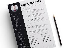 cv resume template resume template sketch freebie free resource for sketch