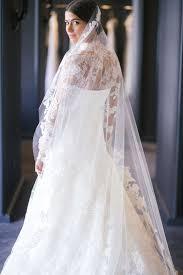 Custom Wedding Dress Fashion Editor Amanda Weiner U0027s Custom Wedding Dress Whowhatwear
