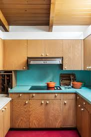 society hill kitchen cabinets a midcentury modern time capsule brings a design couple closer