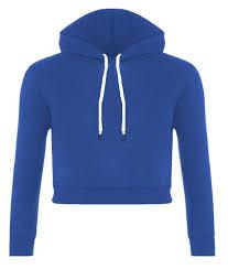 plain light blue hoodie womens plain crop top hoodies royal blue medium at amazon women s