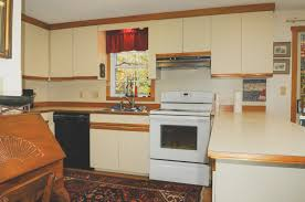 Cost To Paint Interior Of Home Kitchen How Much Does It Cost To Reface Kitchen Cabinets