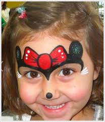 easy ideas for face painting cheek painting ideas 51 easy face painting ideas to light up