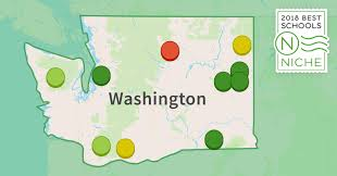 Winthrop Washington Map by 2018 Best Districts In Washington Niche